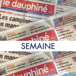 Dauphiné Libéré Semaine